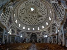 Malta, Mosta, Rotunda