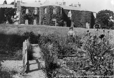 The_Rear_Of_Comeragh_House