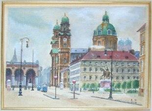 vienna_paintings_hitler