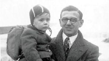 A-young-Nicholas-Winton