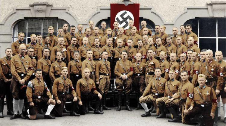 hitler-brown-shirts