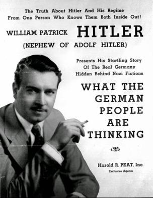 William Patrick Hitler - AVISO