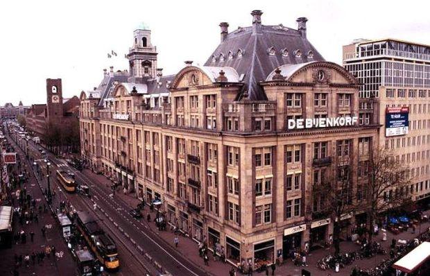 bijenkorf-dam-amsterdam