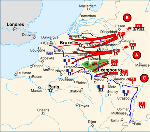 Forgotten history the battle of the netherlands history of sorts the battle lasted from 10 may 1940 until the main dutch forces surrendered on the 14th dutch troops in the province of zeeland continued to resist the gumiabroncs Choice Image