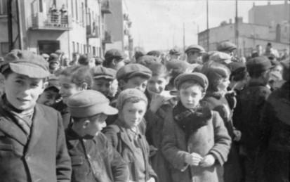 Polen, Ghetto Litzmannstadt, Bewohner