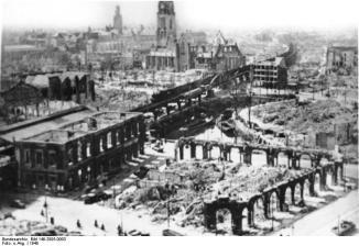 Rotterdam, Zerstörungen