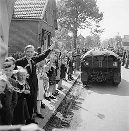 De_bevrijding_van_Utrecht_door_Canadese_militairen
