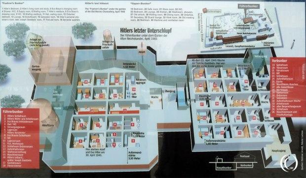 Fuhrerbunker-wilhelmstrasse-berlin-floorplan