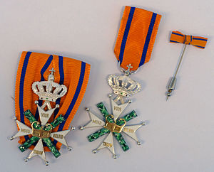Militaire_Willems-Orde