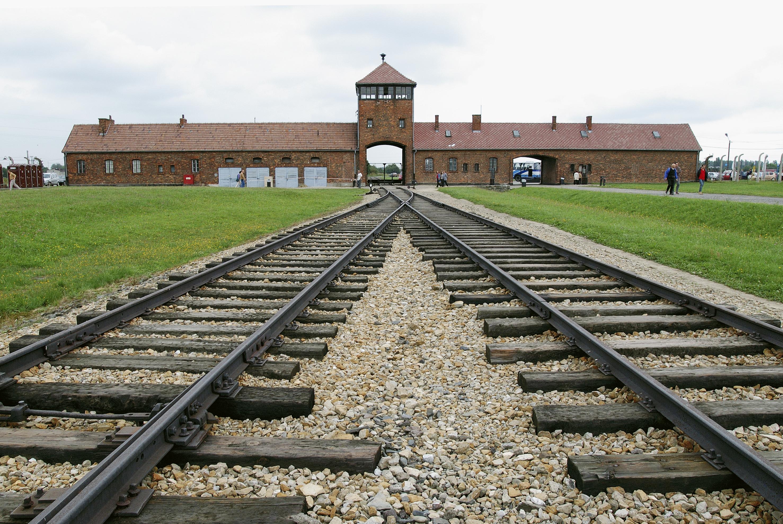 Poland - Auschwitz-Birkenau death camp