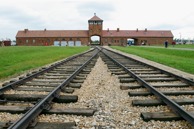 Poland - Auschwitz-Birkenau death camp