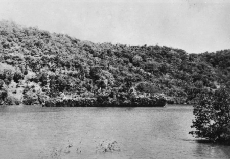 HRMS_Abraham_Crijnssen_disguised_as_a_tropical_island