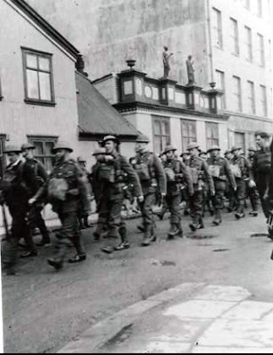 British invasion of Iceland 1940