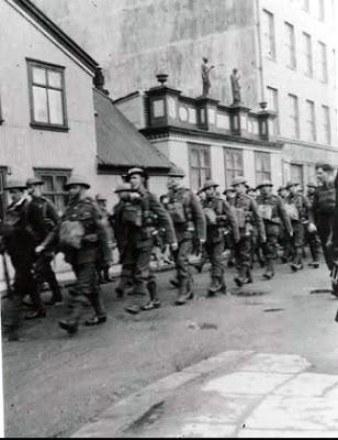 British invasion of Iceland 1940