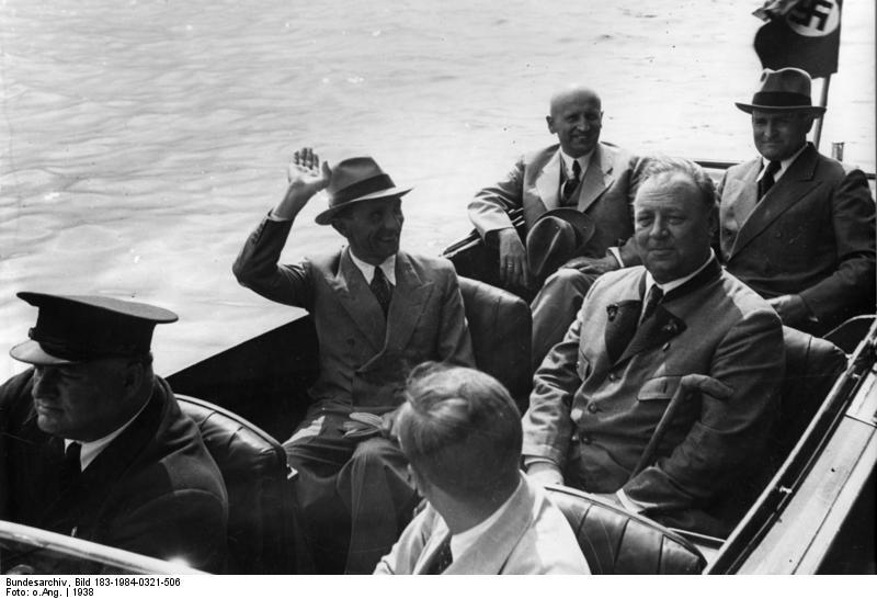 St. Wolfgang, Goebbels und Emil Jannings