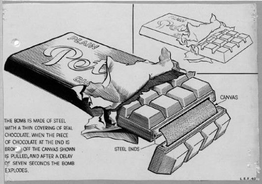 The-Nazis-invented-a-chocolate-bar-bomb-during-WW2