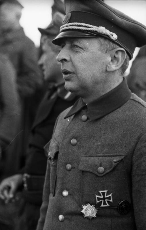 Russland, Brigadekommandeur Borislaw Kaminski