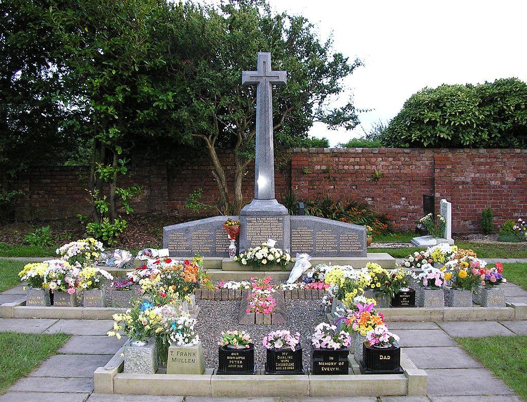Freckleton_Air_Disaster_Memorial