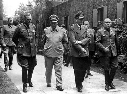 HitlerKeitelGoeringBormann
