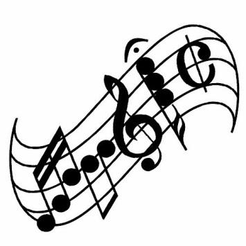 Latest-Music-Symbol-Tattoo-Stencil-1