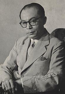 Mohammad_Hatta_1950