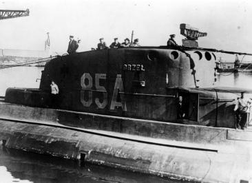 Orzel_Submarine