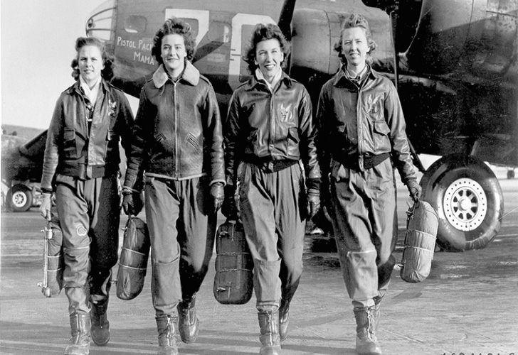 Air Force Celebrates Women's History Month