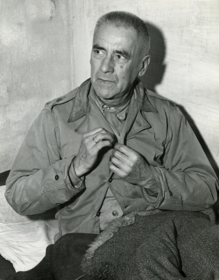 Wilhelm_Frick_in_his_cell_1945
