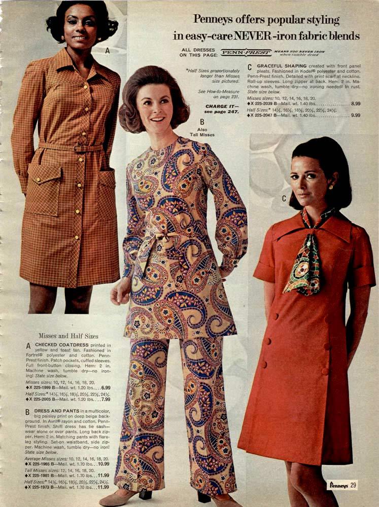 Seventies Fashion