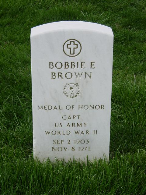 bebrown-gravesite-photo-october-2006