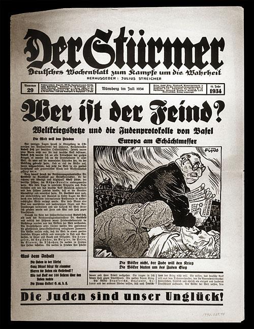 der-sturmer-article