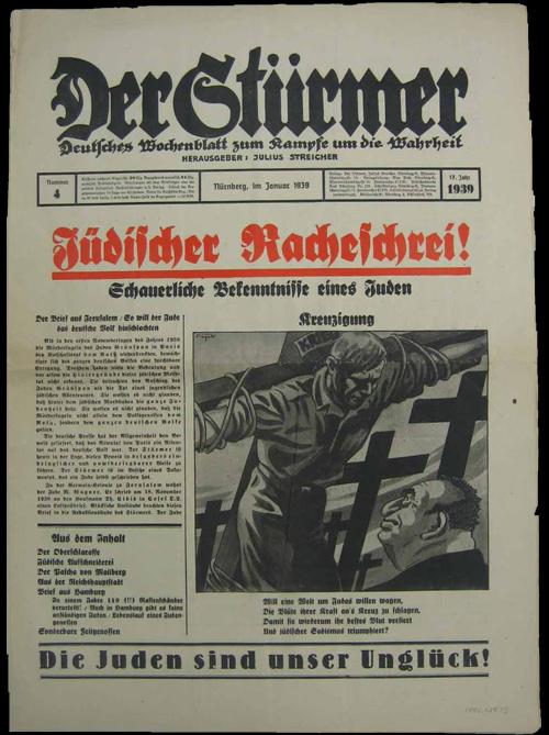 der-sturmer-january-1939