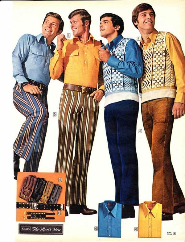 Seventies Fashion | History of Sorts