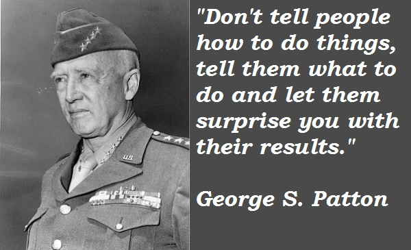 General Patton Quotes Gorgeous 48generalgeorgepattonquotes48 History Of Sorts