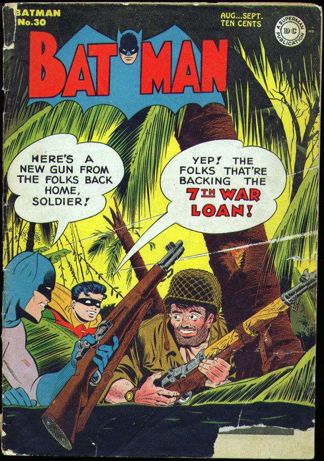 comic book super heroes in wwii history of sorts