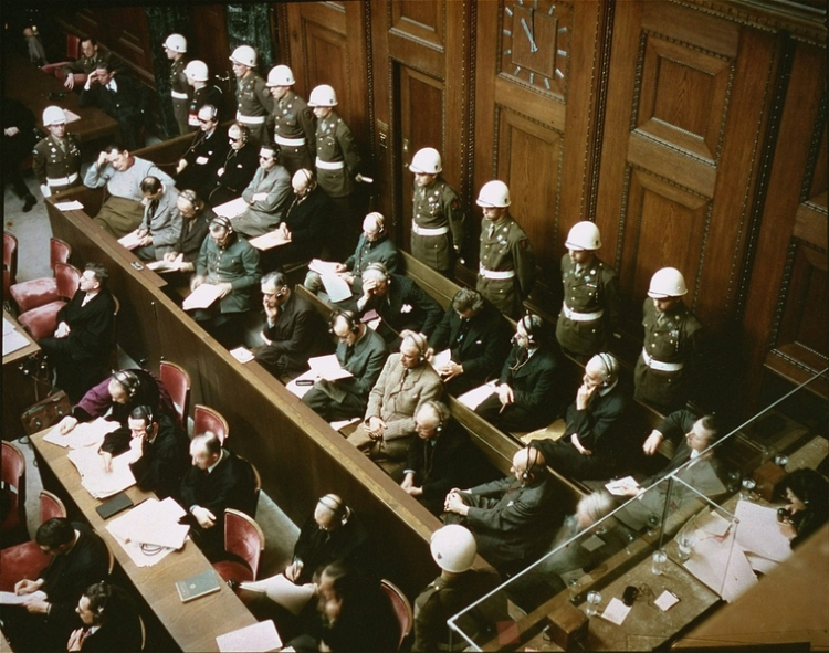 defendants_in_the_dock_at_nuremberg_trials