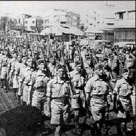 haganah_troops_on_parade