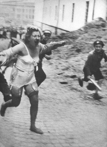 Image result for rape murder of german women by russian during ww2