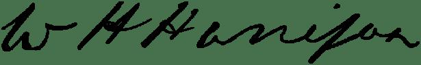 william_henry_harrison_signature