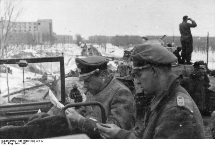 Russland, Charkow, Fritz Witt