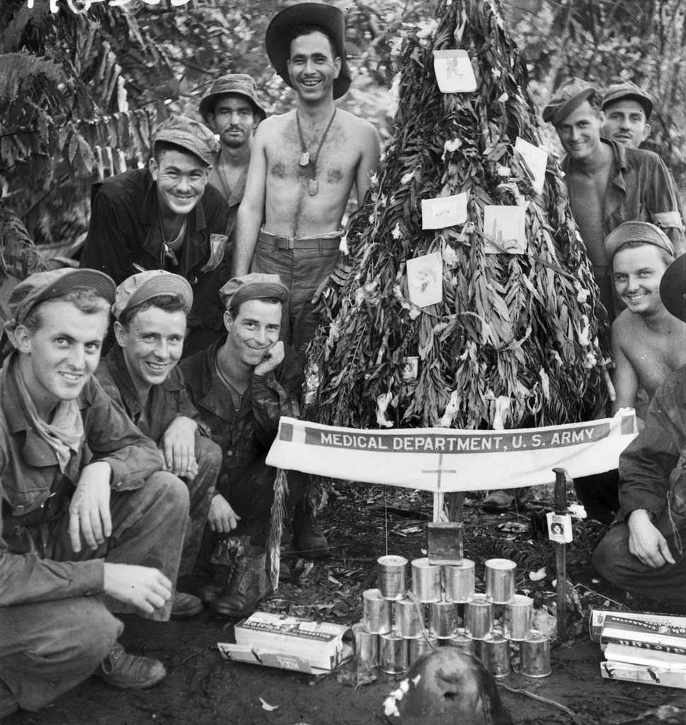 Christmas during WWII | History of Sorts