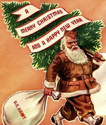 wwii-christmas-santa-us-army