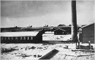 barracks-at-westerbork