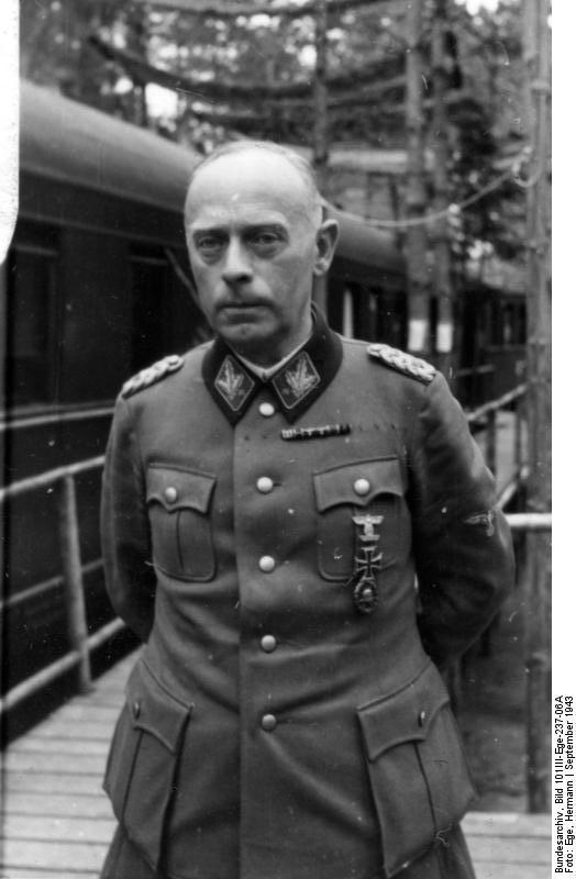 Karl von Pfeffer-Wildenbruch
