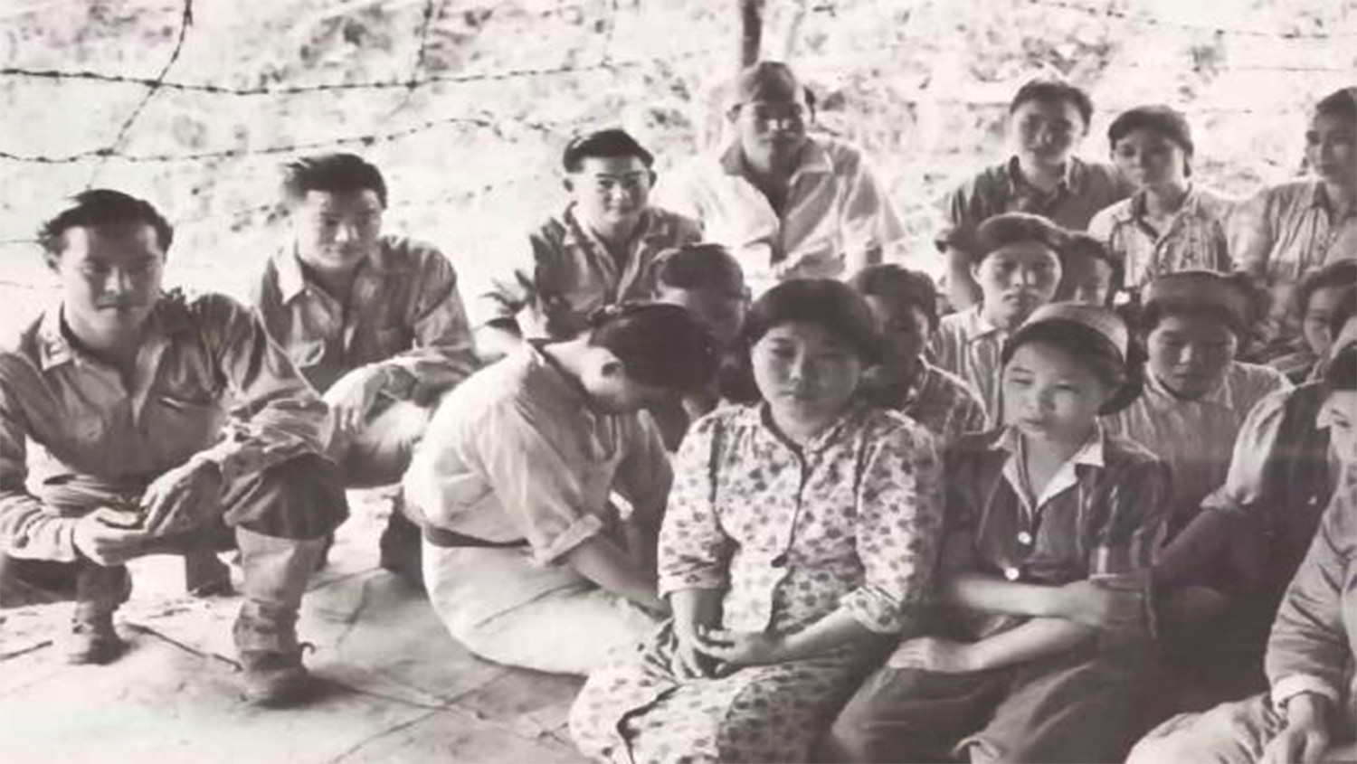 Comfort Women-The Japanese Army Sex Slaves  History Of Sorts-3694