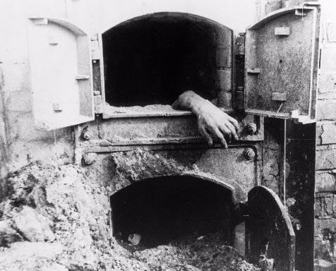 holocaust-oven