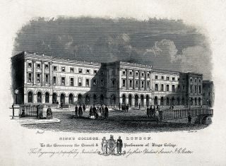 kings_college_strand_london-_engraving_by_j-_c-_carter-_wellcome_v0013842
