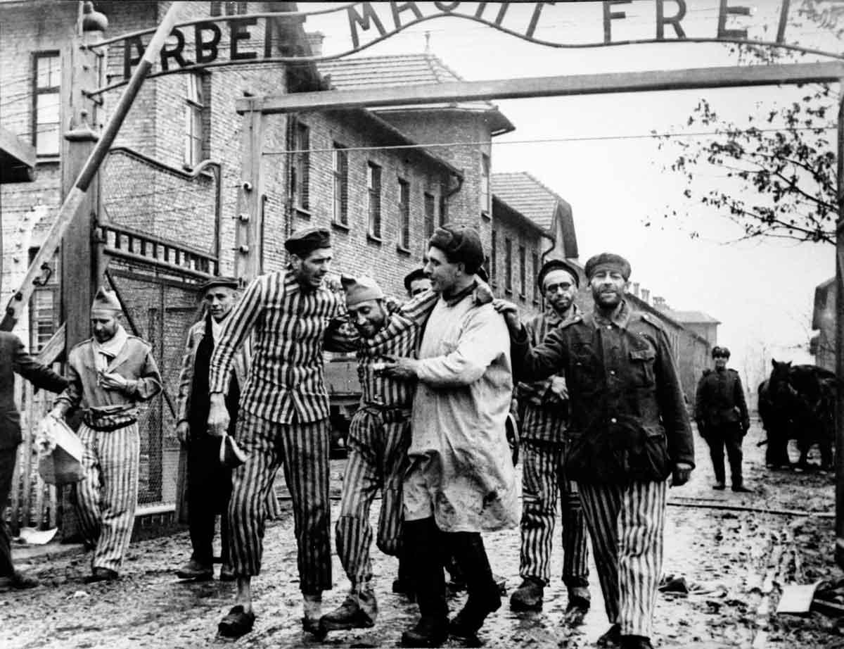 liberation-of-auschwitz