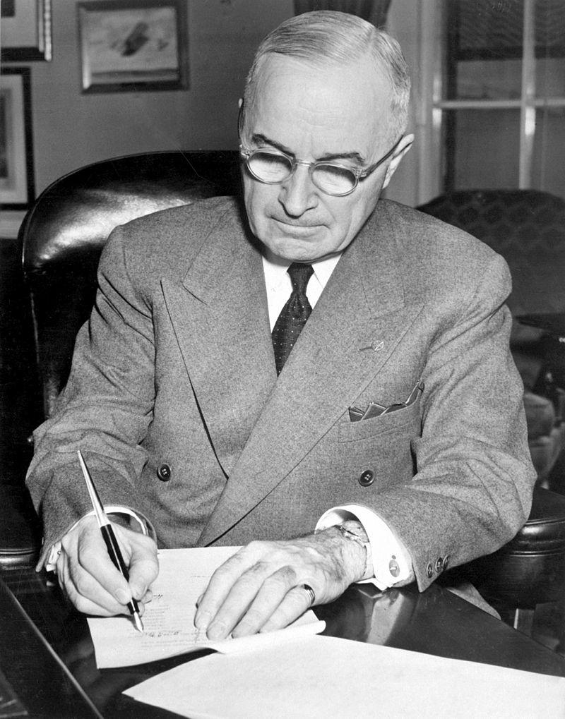 Harrys Truman War
