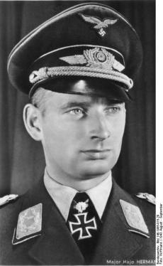 Major Hajo Herrmann